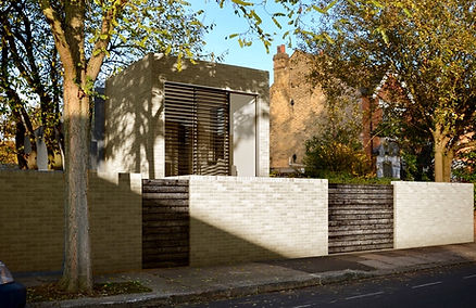 New Build Architecture Design Ealing
