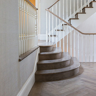 Bespoke staircase Ealing