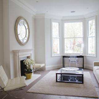Living Room interior design Ealing