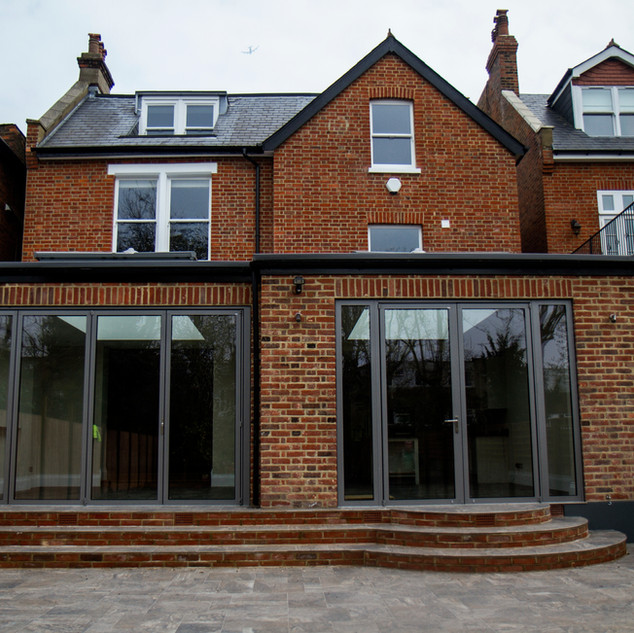 Single Storey House Extension Ealing