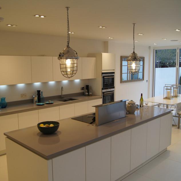 Contemporary Kitchen Design Ealing