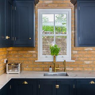 Bespoke kitchen cabinets Ealing