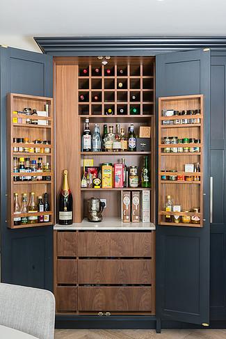 Bespoke kitchen joinery Ealing