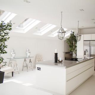 Modern Kitchen Design Ealing