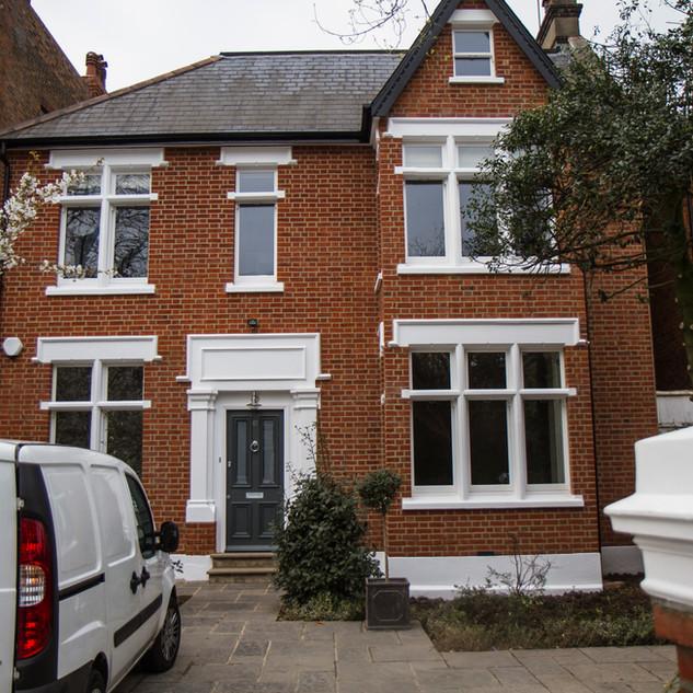 House Exterior Renovation and Repair Ealing