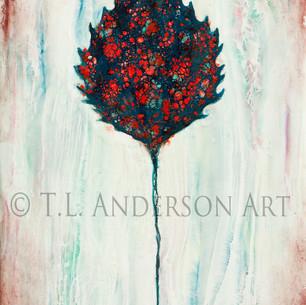 Aspen Leaf 1