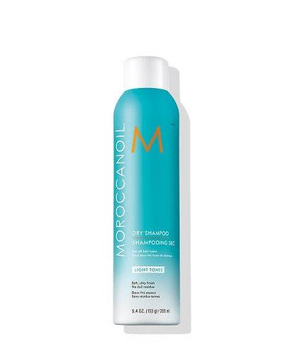 Moroccan Oil Dry Shampoo- Light Tones