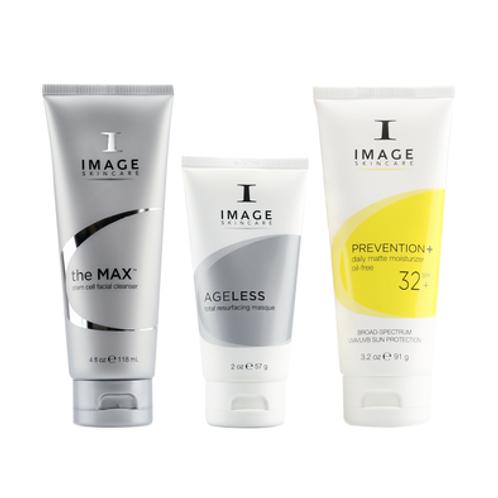 Image Escape For Men Home Facial Kit
