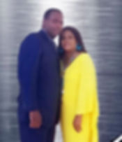 Pastor Kevin Mitchell & (wife) Sis. Cathy