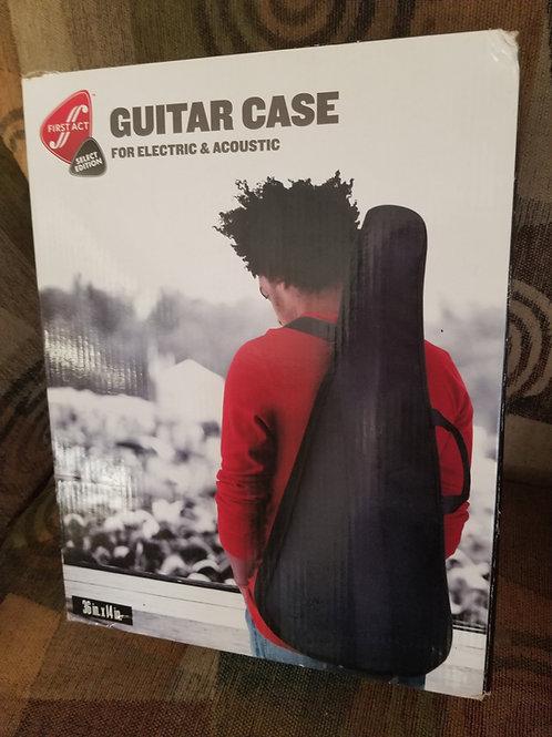 Like New. Guitar Case