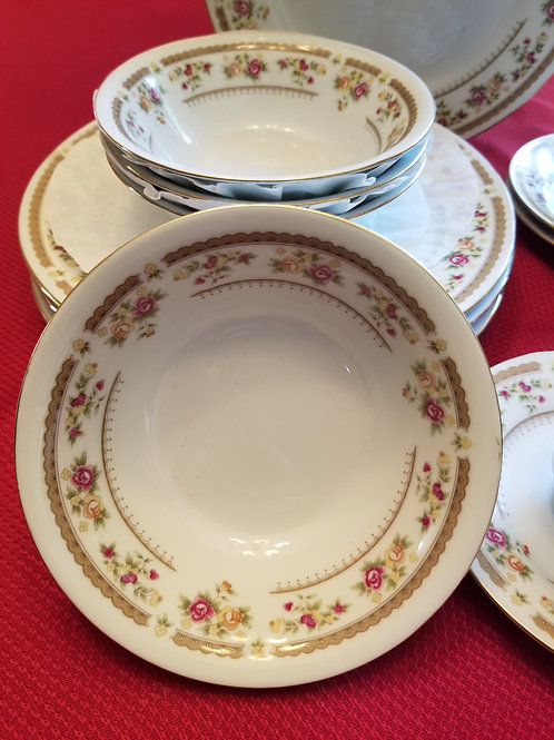 Like New. China Ware Set