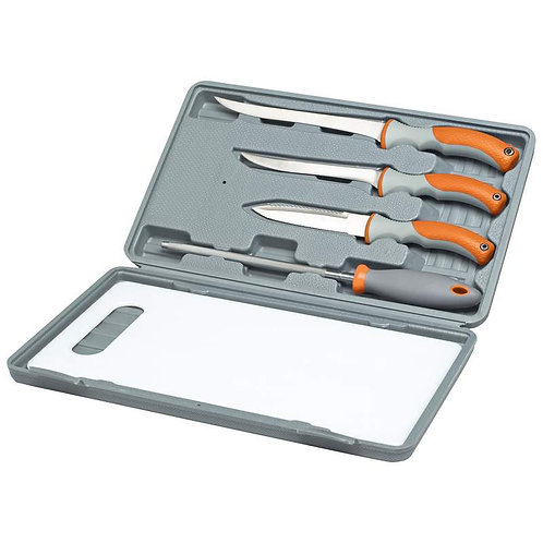 New. 6 pc Fish Fillet Set