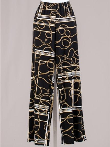 NEW. Chain Design Fashion Pant