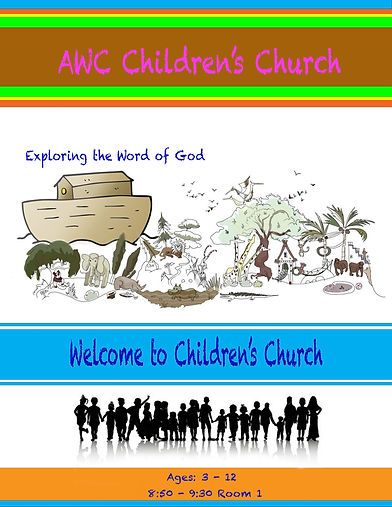 Anointed Word Children Church