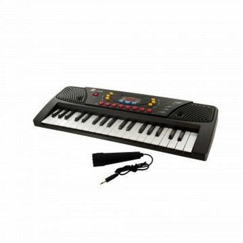 New. 37-Key Piano Keyboard with microphone