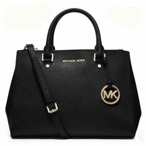 New - MK Handbag with Shoulder Strap