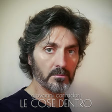 COVER - LE COSE DENTRO - GIOVANNI CARRAD
