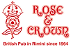Rose & Crown Englsh pub since 1964