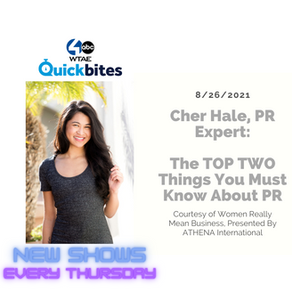 The TWO Things You MUST KNOW About PR