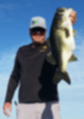 Kissimmee bass fishing guide. Capt. Dean Puller