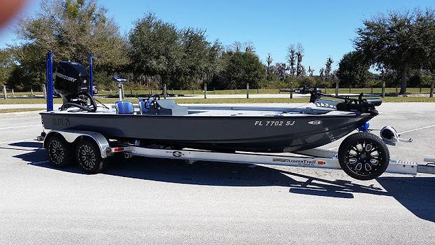 Orlando bass fishing guide. Big O boats
