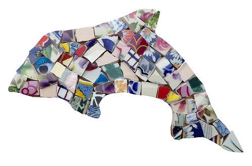 Kit Mosaique Dauphin écologique