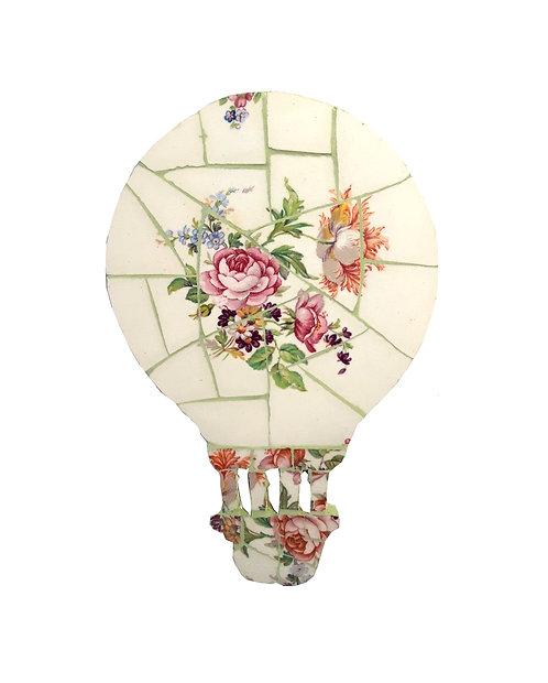 Kit mosaique montgolfière