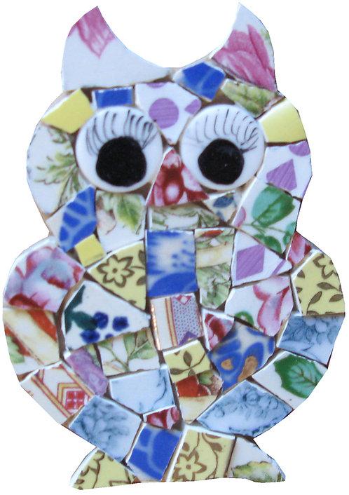 Kit Mosaique Chouette