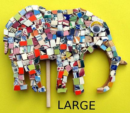 KIT MOSAIQUE ELEPHANT