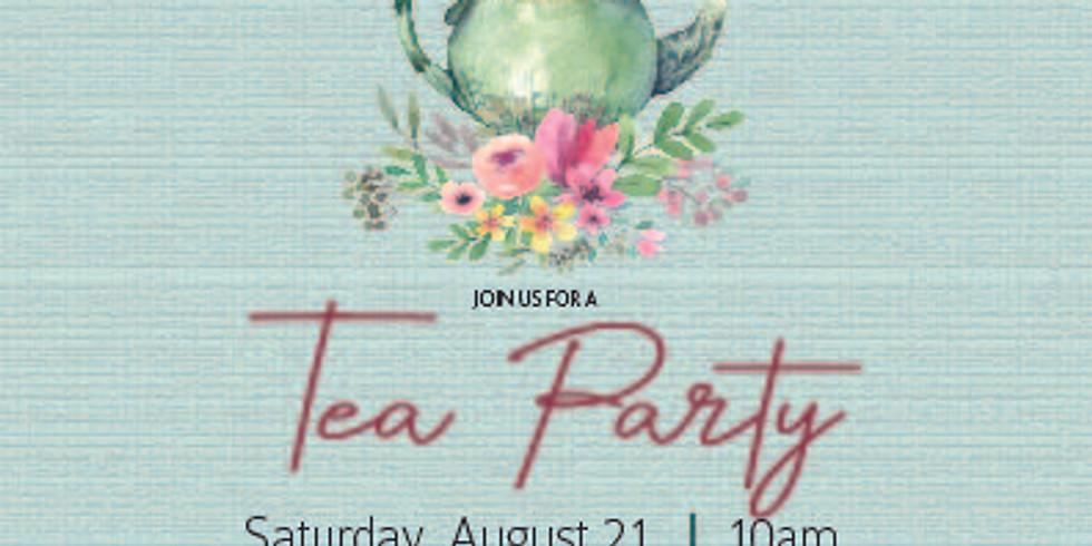 Girls Club Tea Party