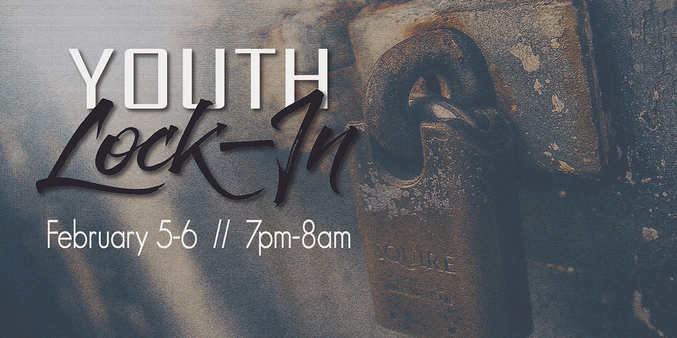 Youth Lock-In