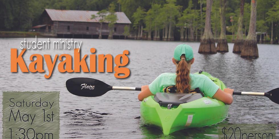 Student Kayaking Trip