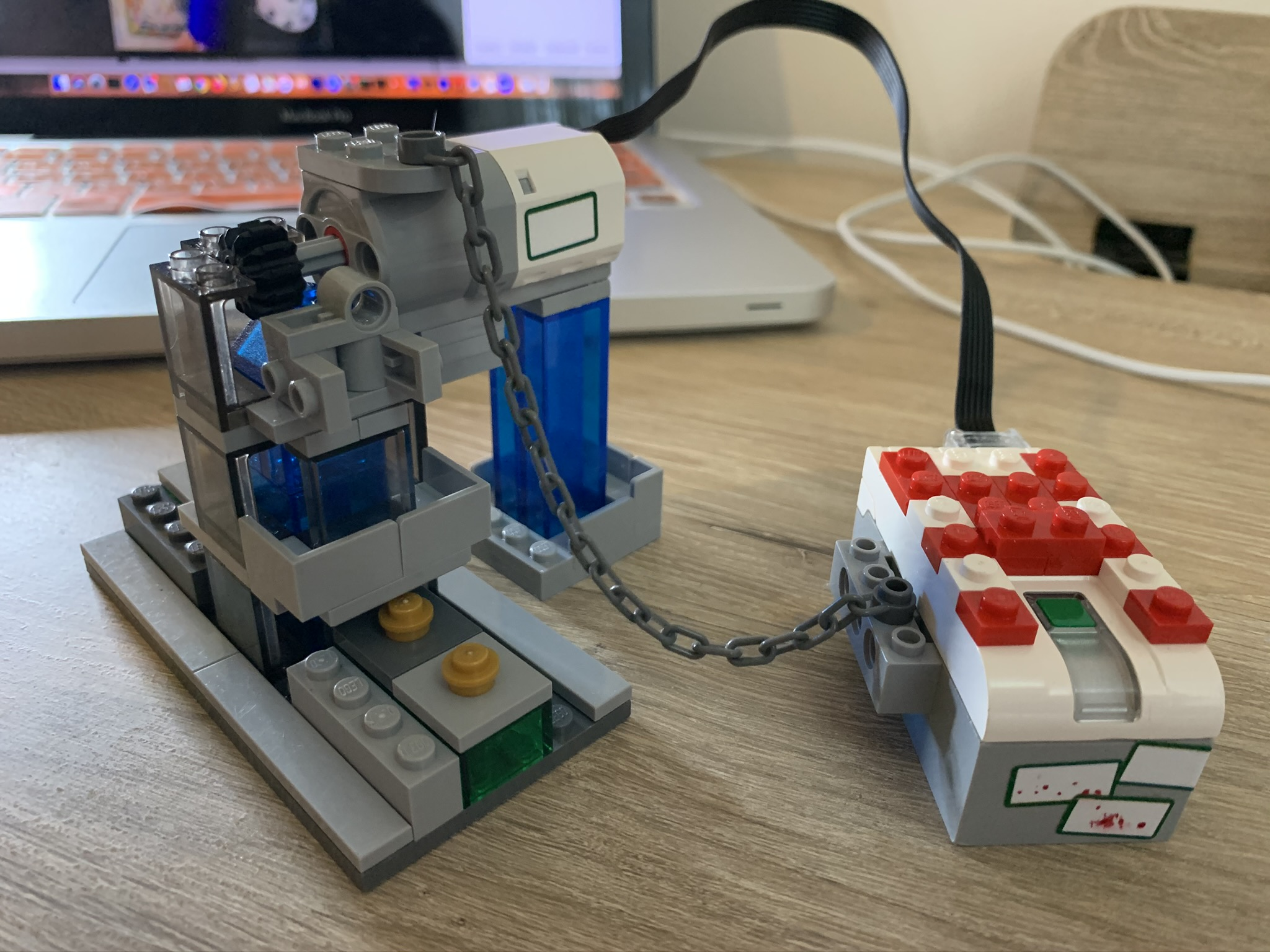 Mission Moon, First LEGO League