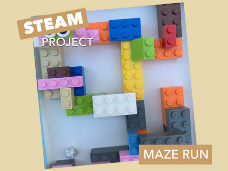 At Home STEAM Project: 002