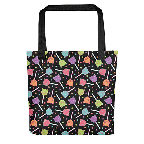 Kitty Pops Tote bag