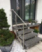 Oliver Gebhard Geländer Windschutz Sichtschutz