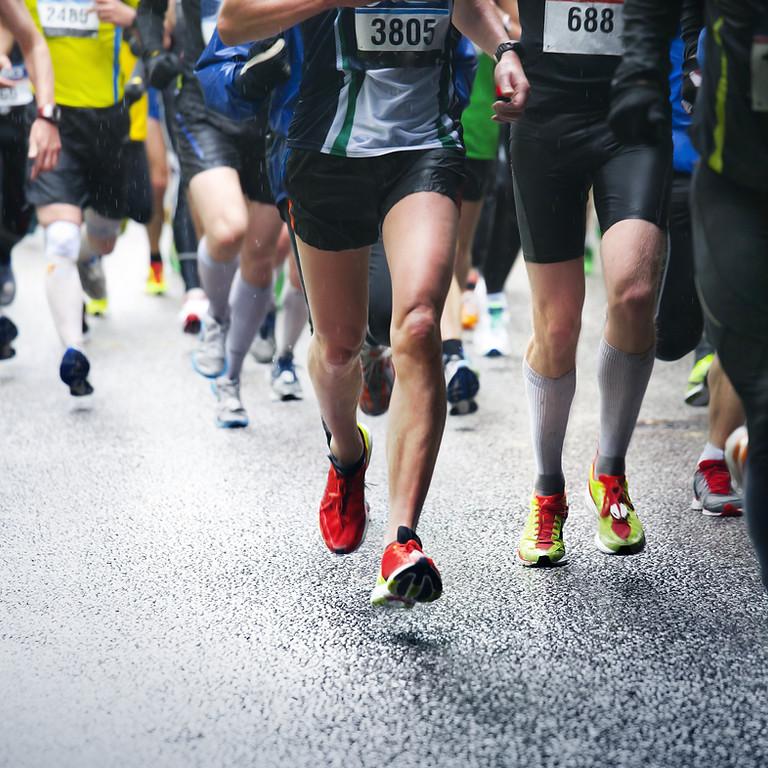 The Annual Little Apple Fun Run!  5K and 1 Mile Fun Run