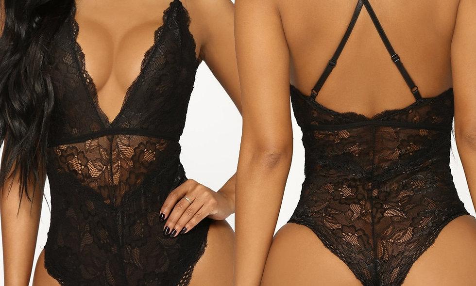 Women Plus Size XXXL Lingerie Underwear Sling Lace