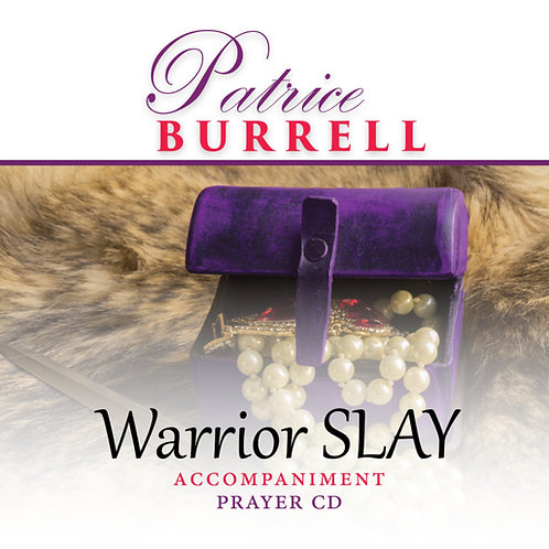Warrior Slay Prayer CD