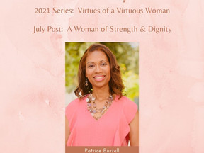 A Woman of Strength and Dignity