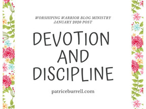 Devotion and Discipline