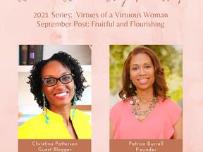 Fruitful and Flourishing