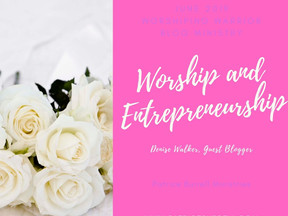 Worship and Entrepreneurship
