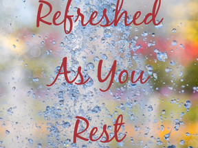 Refreshed As You Worship