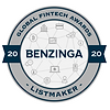 EDS Recognized As A 2020 Benzinga Fintech Listmaker