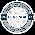 EDS Recognized As A 2020 Benzinga Fintech Listmaker