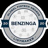 2020 Benzinga Global Fintech Awards - Li