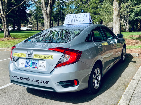 Driver Education Vehicle