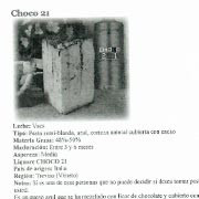Articoli pubblicati da Mundo Quesos sul nostro CHOCO 21 e FIOR D'ARANCIO DOCG