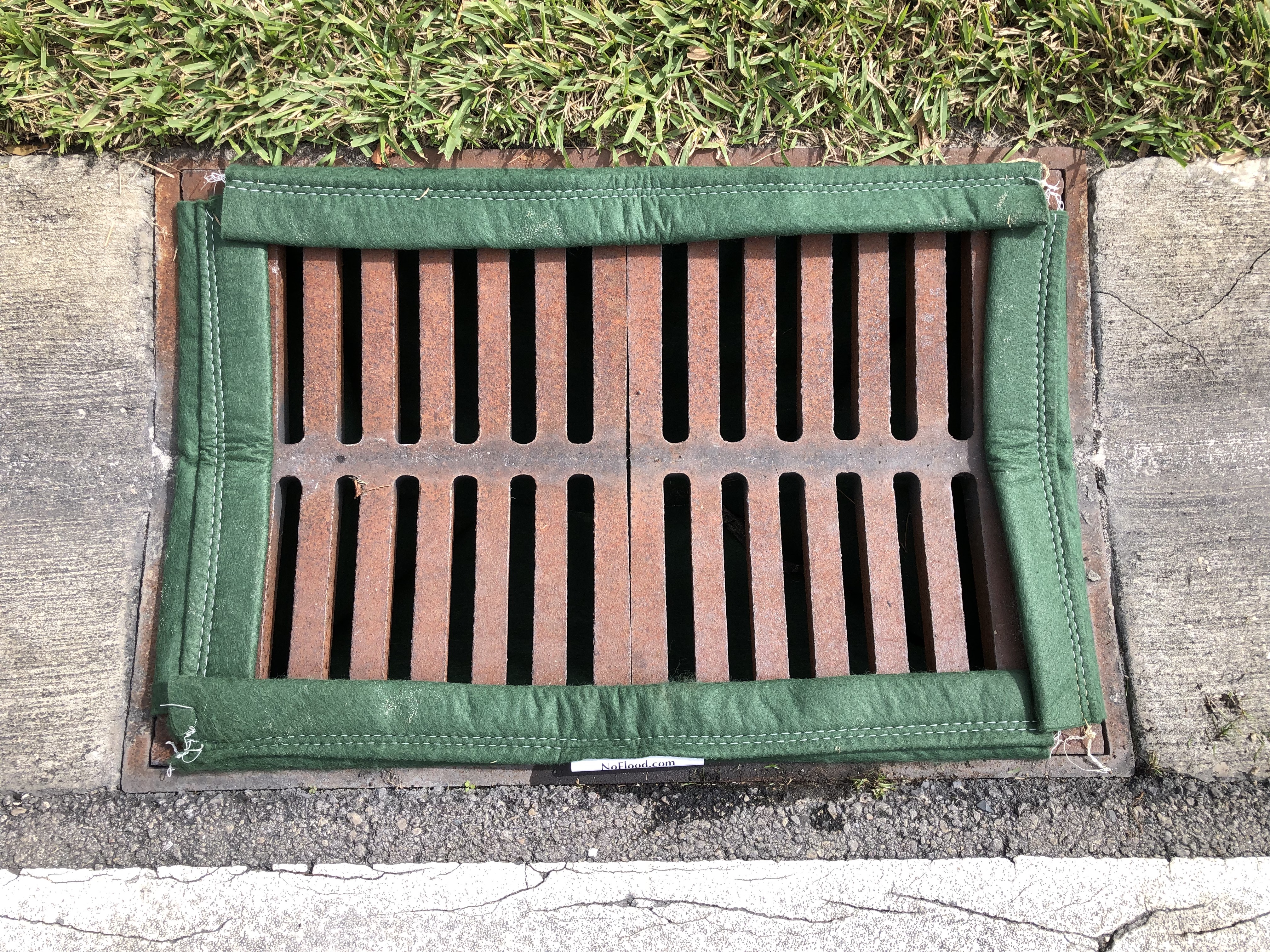 "Grate Size: 24""x36"""